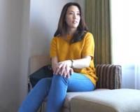 【個人撮影】ユーチューバーに扮して商店街でナンパした37歳の素人妻みきこさんのフェラ動画
