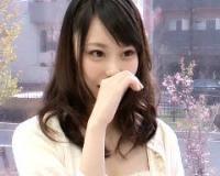 【マジックミラー号】川菜美鈴 賞金に目が眩んだ大学の男友達に促されて中出しセックス!