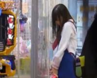 【星奈あい】ビッグバンローター最高★ゲーセンの店員に装着して観察したら楽しすぎるんだがっw