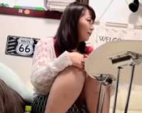【熟女ナンパ】35歳のぽっちゃりマダムをヤリ部屋に連れ込んであっさりガチハメ!
