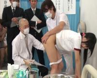 【大赤面!】『いやっ…!男子が見てます!』とある中●校で行われた男女子混合発育健康診断