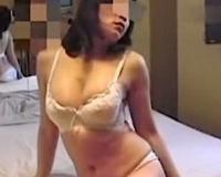 【個人撮影】ラブホで不倫セックスをハメ撮りする巨乳美熟女