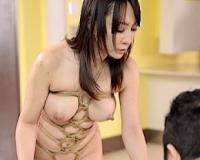【逢沢はるか】高飛車な女性上司の完全屈服する恥辱の緊縛SM調教