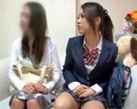 芸能界を目指す美意識高い激カワS級美少女なJK女子高生が初めてのオイルマッサージ体験でパコられちゃう!