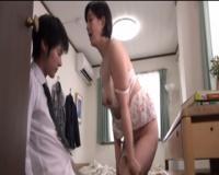【円城ひとみ】学生の固いチ○ポが欲しい!おばさんのオマ○ンコを食べてみない?若者の精子を吸い取る熟女