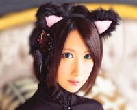 猫耳が最高に勃起案件WWWW猫耳が最高な巨乳な♀猫のご奉仕PLAY