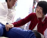 《素人企画》『やん♡勃っちゃってる〜ww♡』巨乳な素人お姉さんと、そのカップルをナンパして監視w発情して即ハメ開始っw