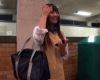 【女子高生】『制服着たままエッチしたいな♡』スレンダー美少女の女子校生とカップル的プレイで電マ痙攣アクメさせるw