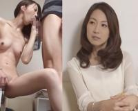 熟女ナンパ「抱いて…♡」スレンダー美乳おっぱいの三十路人妻おばさんが若者にNTRれる!素人の生生しいセックスを盗撮!