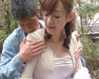 【四十路・人妻熟女】「え、ど、どうしたの…♡」息子友人の若くて元気なチンポに挿入を許すスレンダー美乳おっぱいおばさん!