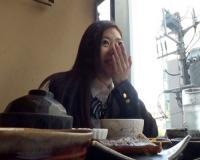 関西弁jk「うそやん!ナカに出したん!?」円光で無許可種付けされた大阪弁娘。訛り爆乳とおっぱいがエロいw