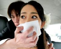 緊縛レイプ「俺らの恨み、てめぇで晴らしてやる」大女優を映画会社で働く底辺社員が誘拐し、膣内射精でリベンジのエロドラマ