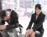 (ザ・マジックミラー)同僚関係の男女が金欲と性欲に負け、快楽任せの生ハメ中出しSEX!