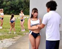 「みんなには内緒でシヨッ♡」合宿中に発情してコーチを誘惑するアスリート☆デカ尻に巨根ぶち込み膣内射精を懇願する淫らな姿♡