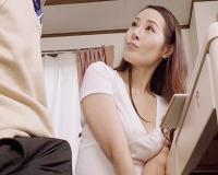 【おっぱい美魔女カテキョー】『こんなおばさんに興奮してるの?♡』40代垂れ乳スレンダー熟妻先生が男子校生を誘惑し生ハメ種付け子作り膣内射精させてくれちゃう!