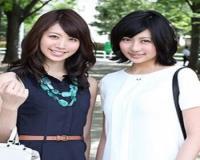 【内海直子 仁科紀子】美熟女人妻たちが愛液垂れ流し!ママ友肉欲3P!!