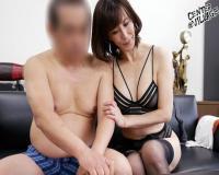 【澤村レイコ】美熟女生保レディの中出し契約セックステクニック!ご奉仕お掃除フェラ!