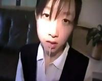 【個人撮影】ロリ巨乳JKの地味顔なのにクソエロい!フェラチオ口内射精抜き!!【素人】