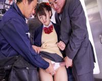 【希美まゆ】快感の虜になりおじさん好きになる衝撃作!制服女子と3p乱交しちゃうwww