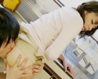 【矢部寿恵】禁断の母子交尾…マッマの濃いマン毛もバッチリだぜwwww