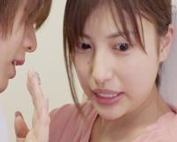 【早川瑞希】綺麗めの上司の家に泊まることに…すっぴんの彼女に顔射しちゃうwww