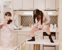 【スカトロ】催眠術によって壊れていく家族…淫乱ビッチになったJK妹とマッマがお漏らしプレイしちゃうwww