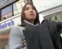 仙台で見つけた美女に水着モデルの話を持ちかけてハメ撮り