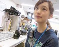 カメラマンに憧れる新人SOD社員美少女が「恥ずかしいけど興奮します!」と言ってAV初体験します☆