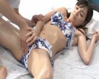 【西田カリナ】MM号 水着貧乳美少女マッサからの中出しが定番<西田カリナ>