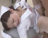 綺麗な看護婦さんと着衣でのエロ動画♪♪