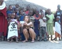 【海外出張ドキュメント企画】生意気な黒ギャルがアフリカの童貞少年を筆おろししてあげるSEXボランティア活動www!