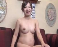 【無修正・個人撮影】宇垣アナ似の美人で美乳な妊婦が玩具でイカされてから生挿入に静かに喘ぎながら中出しさてくれるハメ撮り