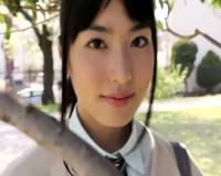 【由愛可奈】カンパニー松尾企画!JKの制服着た由愛可奈と濃厚ベロチューSEX!