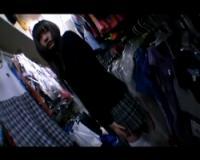 パンツ売りで生活費を稼ぐ女子高生!店長と援●交セックス本番のリアル証拠映像★★