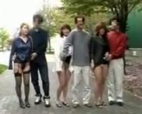 【個人撮影】スワッピングに参加した3組の初心者中年夫婦!リアル乱交セックスの生々しい投稿映像★★