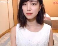 川口春奈みたいな激可愛いライブチャット史上最高のモデル級美女がアダルト配信してたもようwww【ライブチャット動画】